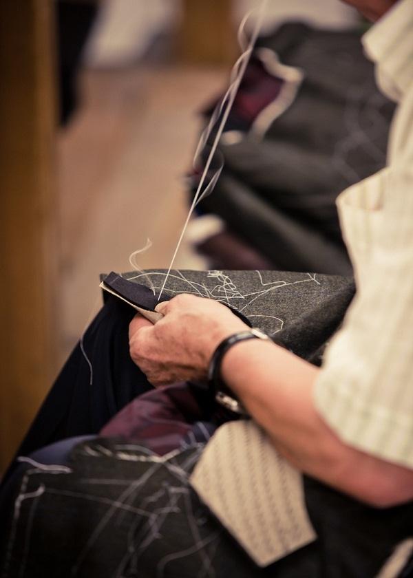 Custom Tailoring, Bespoke Custom Tailored Shirt, Sports ...