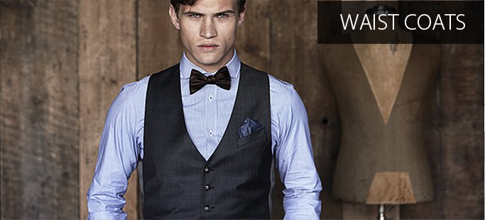 custom tailor made waist coats