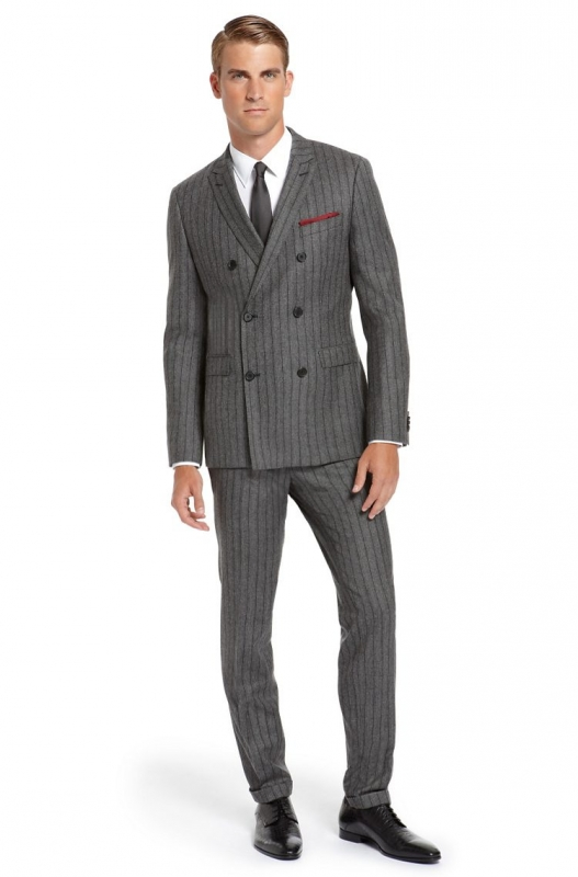 Double Breasted Suits | Men's Double Breasted Suits | Double ...